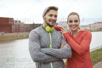 Staying healthy and fit is our priority