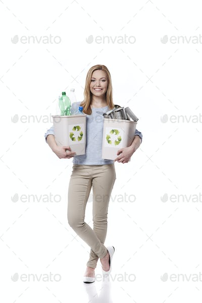 Join in recycling for healthy world