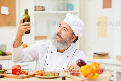 Charismatic Senior Chef
