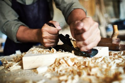 Traditional Woodworking Craft