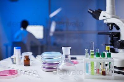 Scientific Research Background