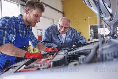 They are the best mechanics in town