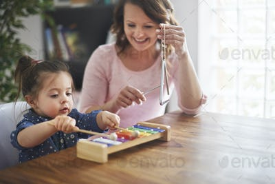 Try to develop hobbies of your child