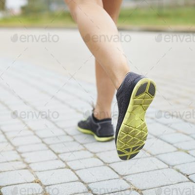 Good shoes is the basis for running