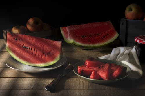 Watermelon by Nick_Paschalis