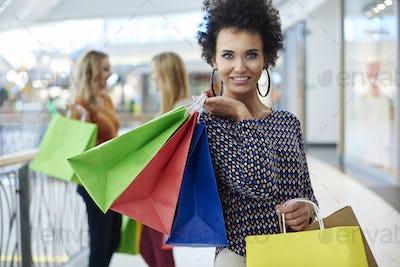 Shopping is what women love best