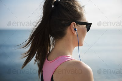 Music is good motivation for jogging