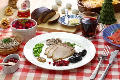 traditional finnish christmas food