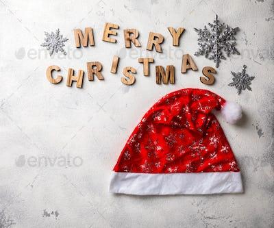 Merry Christmas. Holiday card
