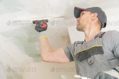 Patching Drywall Walls