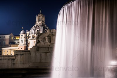 City of Rome Fountains