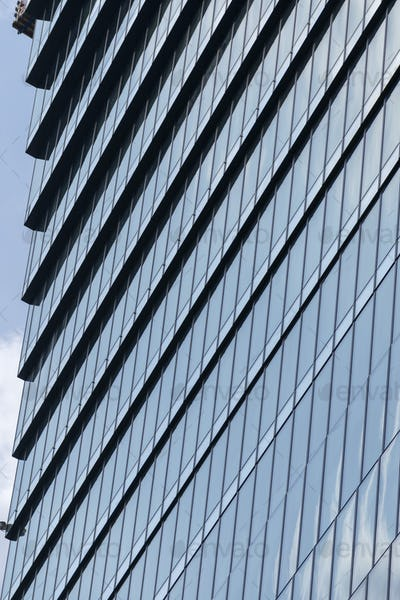 Libeskind tower at Citylife, Milan