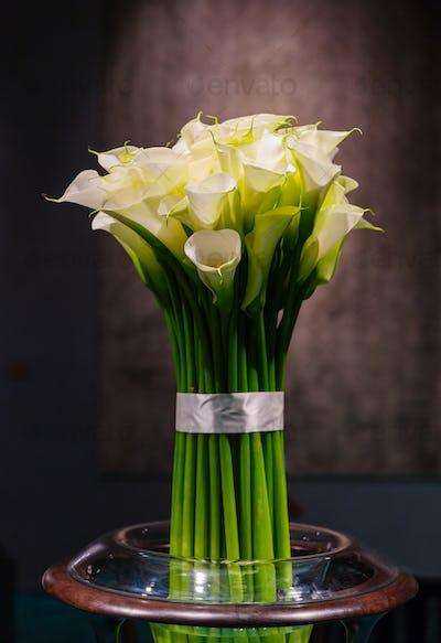 Bouquet of Callas