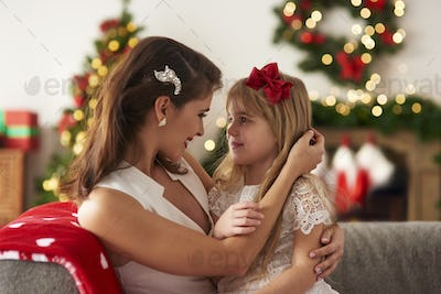 The power of mothers and daughters love
