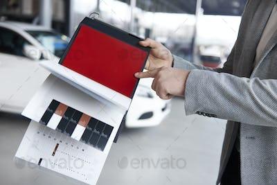 Salesman higly recommend fashionable color
