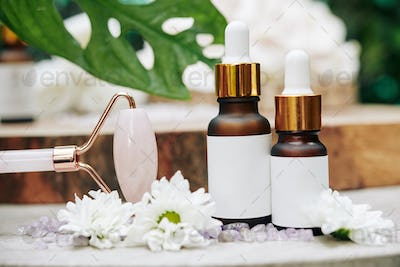 Cosmetics for spa procedure