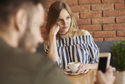 Couple having problems with communication
