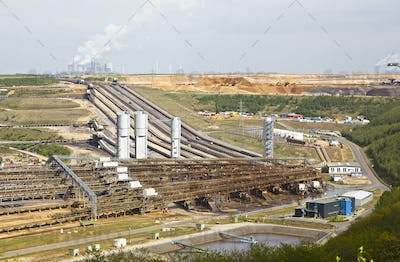 Lignite Industry And Mining