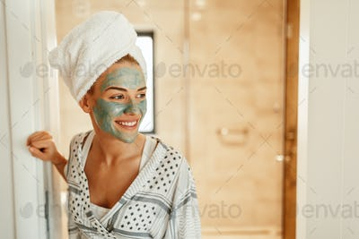 Love pampering at home
