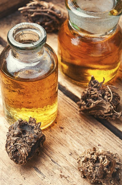 Herbal tincture of valerian