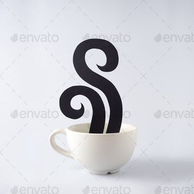 Hot cup.