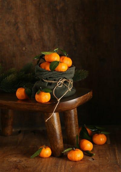 Organic Natural Tangerines