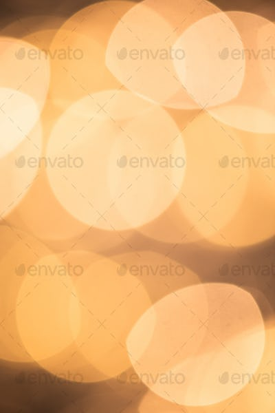 Abstract sparkling lights of round shape that is part of Christmas background