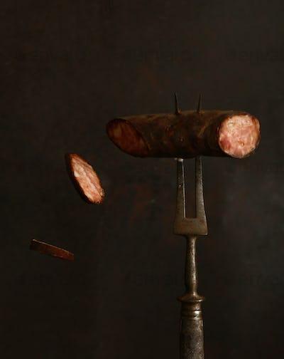 Smoked Meat Sausage