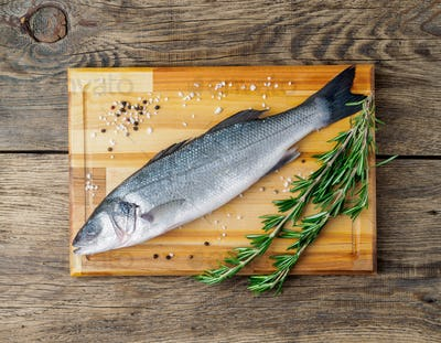 fresh, raw, saltwater fish