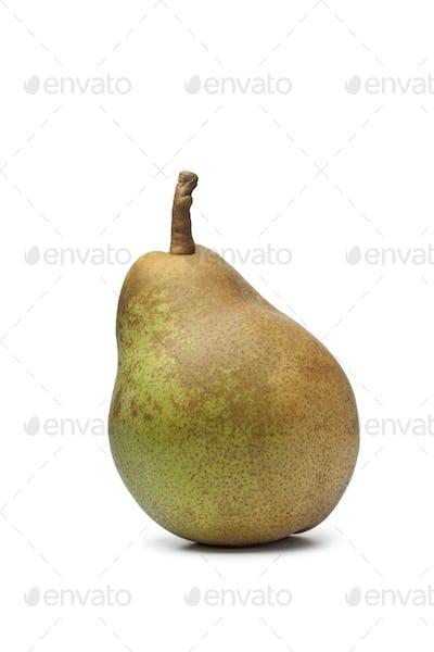 Whole fresh pear