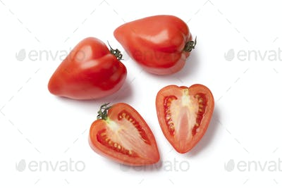 Heartshaped French Tomatoes