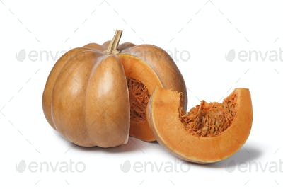 Muscat de Provence pumpkin