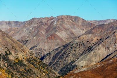 Mountains in Colorado