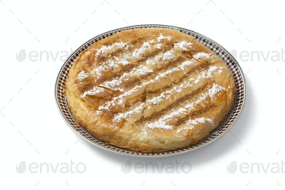 Whole Fresh Moroccan Pastilla