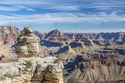 Grand Canyon Donald Duck Rock