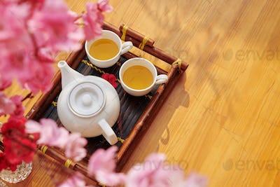 Tea for Lunar New Year