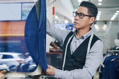 Working tailor