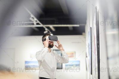 VR in Art Museum