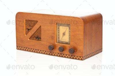 Vintage 1940's Radio