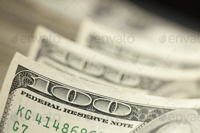 Abstract of One Hundred Dollar Bills
