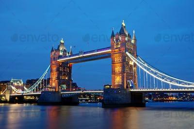 London landmark Towerbridge
