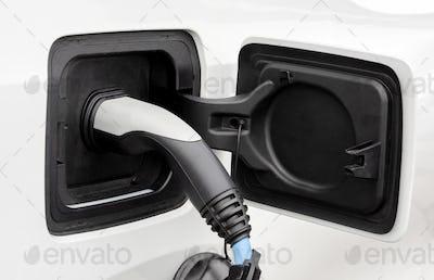 Charging an electric car