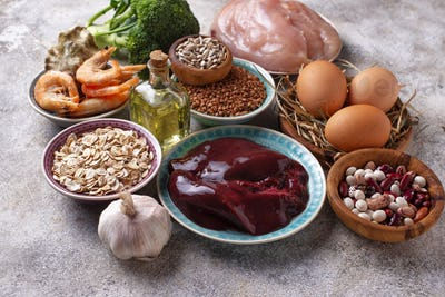 Healthy product sources of selenium