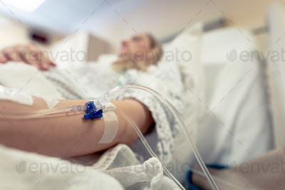 Checking health of a future mom