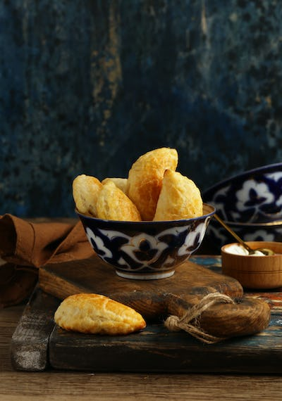 Snack Samosa Fried Pies