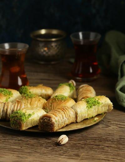 Oriental Sweets Baklava