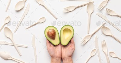 Avocado seed alternative variant for saving planet