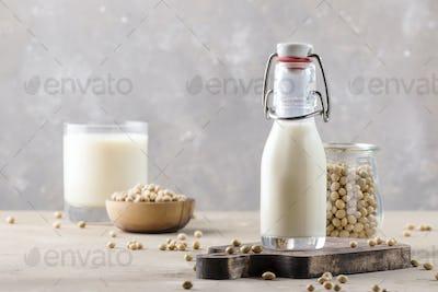 Non-dairy milk concept
