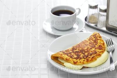 cachapa, venezuelan corn pancake