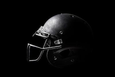 football helmet